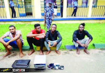 RSN™ SCAM NEWS: Yahoo Boys in Police Net as Dane Victim Traces Them to Nigeria
