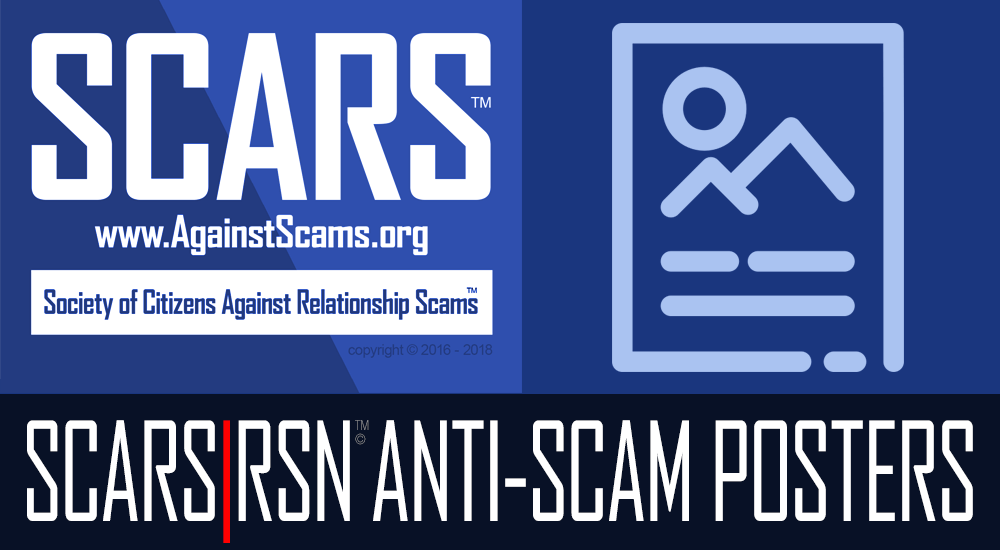 Anti-Scam-Posters