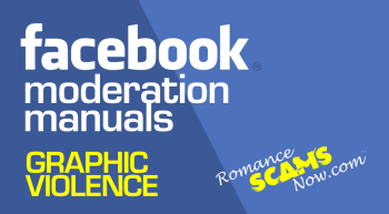 RSN™ Special Report:Facebook's Guidance On Graphic Violence