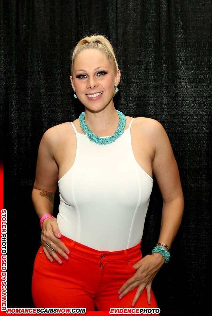 Gianna Michaels 3 | SCARS Romance Scams Education & Support Website