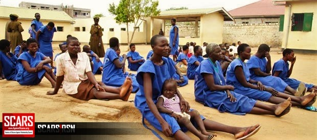 Nigerian Prison Photo 15