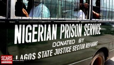 NIGERIA-prison bus