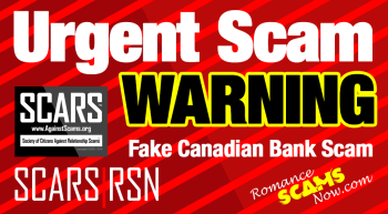 Urgent Scam Warning