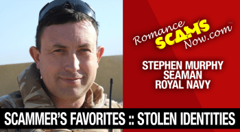 Stolen Face / Stolen Identity – Stephen Murphy: Do You Know Him?