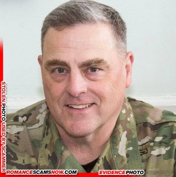 US Army General Mark Milley 12