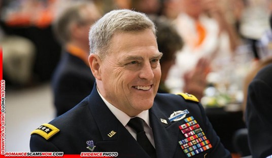 US Army General Mark Milley 13