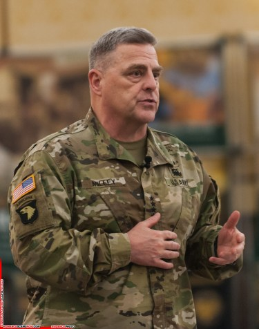 US Army General Mark Milley 2