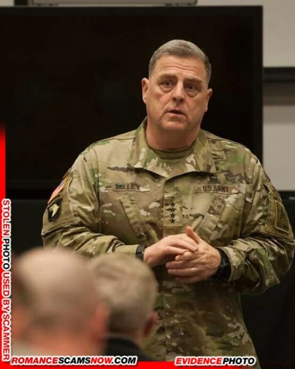 US Army General Mark Milley 4