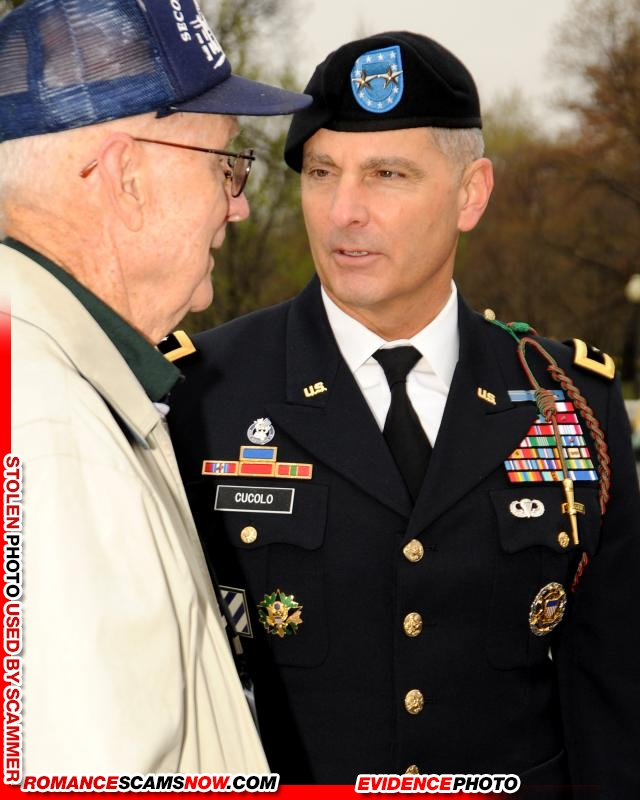 Major General Anthony Tony Cucolo 15