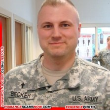 Sargent David Becker U S Army 17