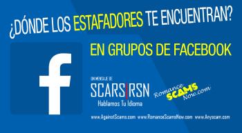 ¿Dónde Los Estafadores Te Encuentran? – Información de SCARS|RSN™