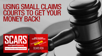 Using Small Claims Courts To Recover Your Money