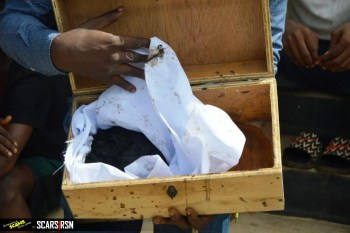 Charms being used by suspects discovered by EFCC officials
