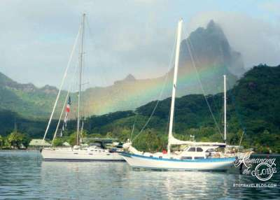 Bareboat Sailing French Polynesia – Impossibly romantic ...