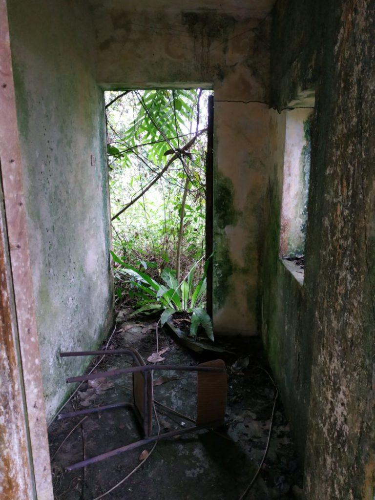 Penang Hill : un peu d'exploration urbaine... dans la jungle