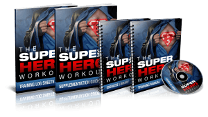 What IS The Super Hero Workout? Image