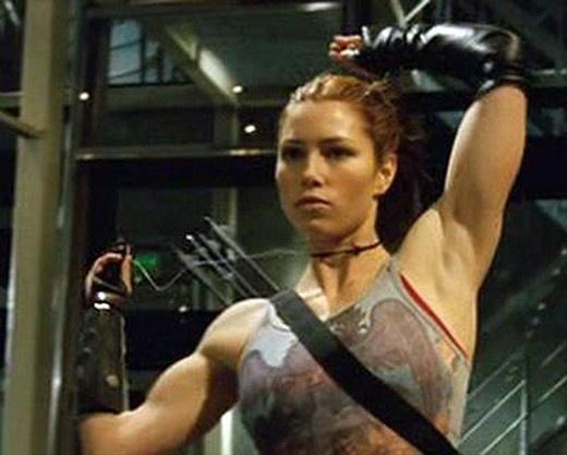 jessica biel superhero workout