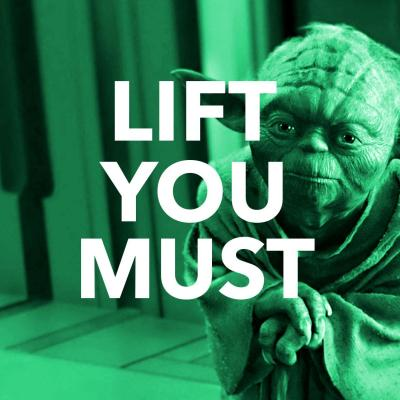 mind-muscle connection star wars