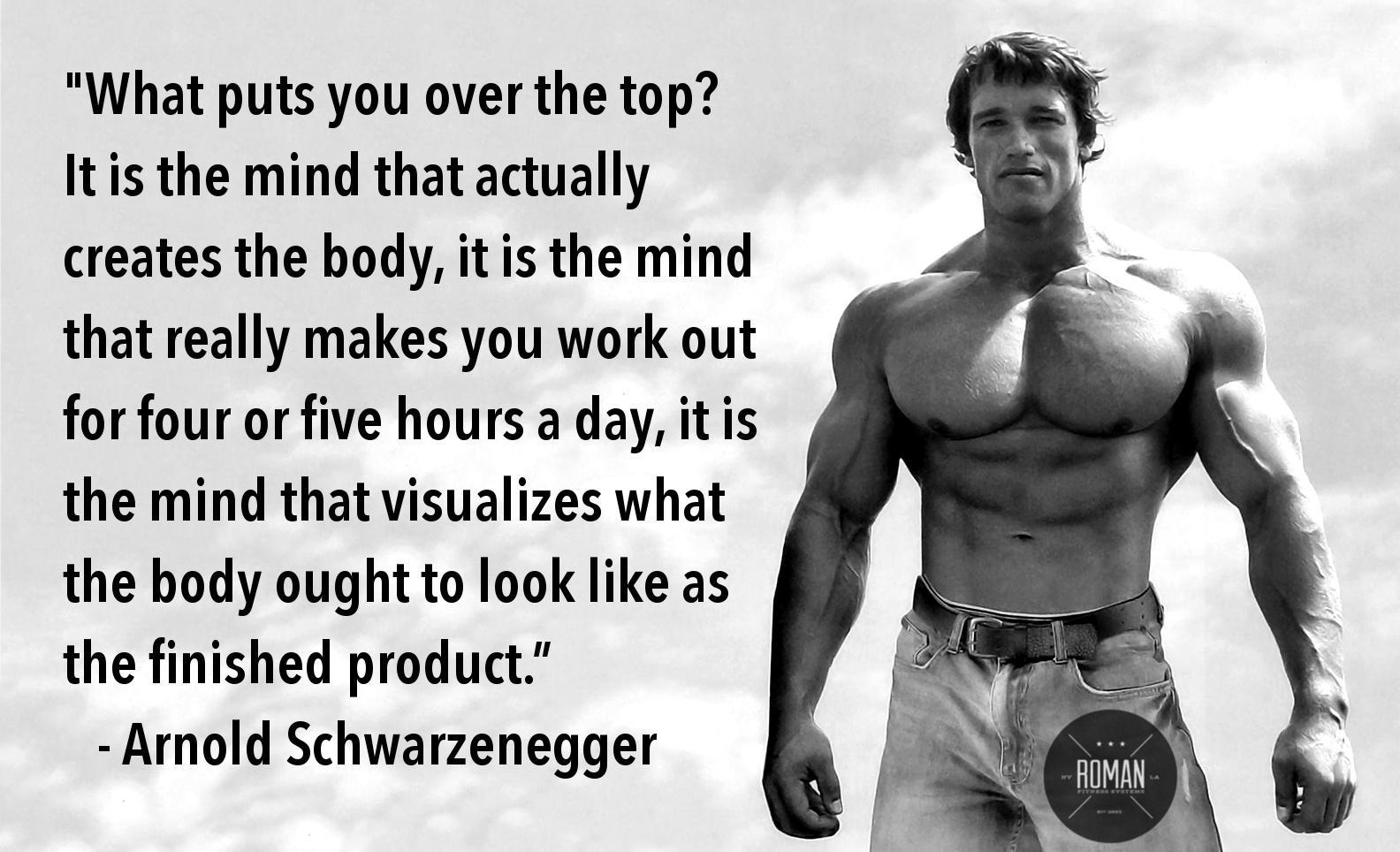 Mind muscle connection roman fitness systems arnoldmindmuscle malvernweather Image collections