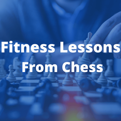 The queen's gambit and chess fitness lessons
