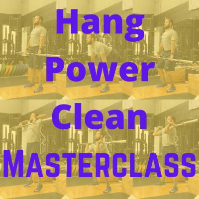hang power clean