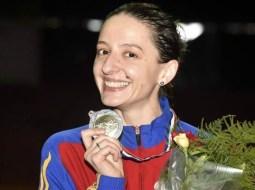 FELICITĂRI! Ana Maria Popescu a câştigat Grand Prix-ul de la Doha la scrimă 8