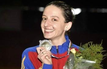 FELICITĂRI! Ana Maria Popescu a câştigat Grand Prix-ul de la Doha la scrimă 35