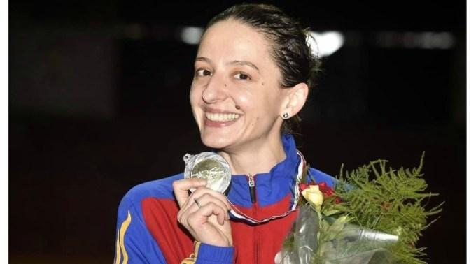FELICITĂRI! Ana Maria Popescu a câştigat Grand Prix-ul de la Doha la scrimă 1