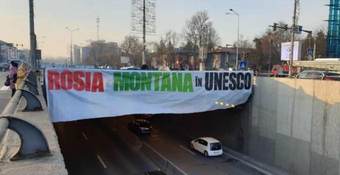 """Apel către Guvern: """"Pe 1 februarie este ultima zi in care Romania poate trimite scrisoarea prin care solicita ca Rosia Montana sa intre in patrimoniul Unesco...Să se audă până la Guvern! ROȘIA MONTANĂ ÎN UNESCO!"""" 5"""