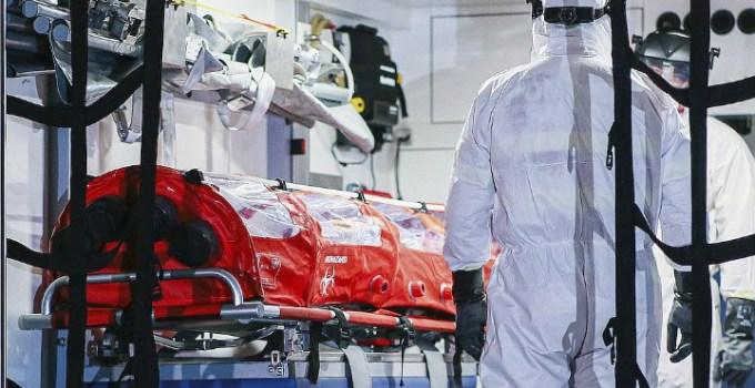 Italia anunţă alți 601 morţi, din cauza coronavirusului.  6.000 de italieni au murit până acum 5