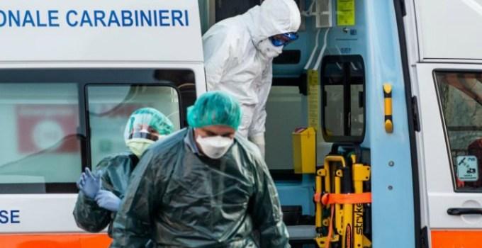 Italia a depășit China la numărul deceselor provocate de noul coronavirus. 427 de noi decese au fost anunțate în ultimele 24 de ore 7