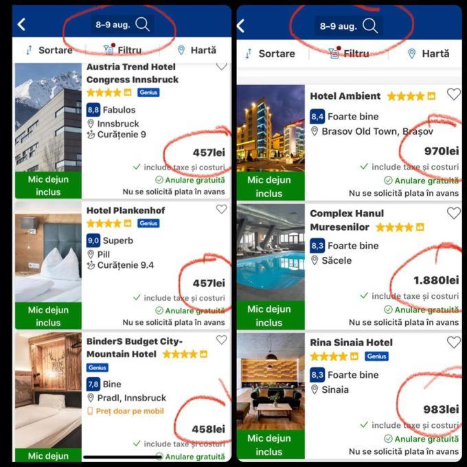 """De ce e scump la noi? Radu Herjeu: """"O doamnă, apropitară de hotel pe malul Mării Negre, se plânge că Bulgaria, Grecia și Turcia dau bani grei ca să strice imaginea litoralului românesc. Eu nu cred... că sunt chiar așa grei.  Până la urmă, cât poate să coste un hacker care să schimbe prețurile pe site-urile de turism, astfel încat la noi să fie cele mai mari și nesimțite, sau să înmulțească stelele de la 3 la 4 sau 5 acolo unde serviciile sunt doar de 2?"""" 1"""