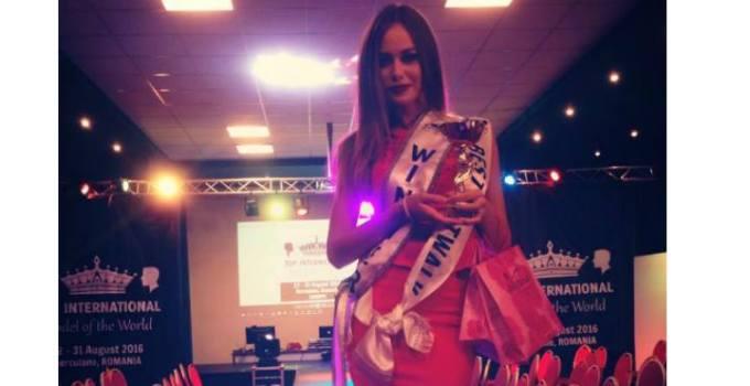 FELICITĂRI! O tânără de 19 ani din România, desemnată cel mai bun model din lume 4