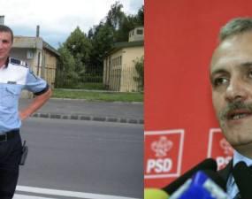 Polițistul Marian Godina atacat de Liviu Dragnea cu ... o minciună cât casa.  Teleormanizarea ne așteaptă 10