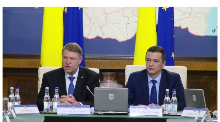 (Video) Mesajulde ultimă oră a lui Klaus Iohannis după ședința de Guvern de astăzi: