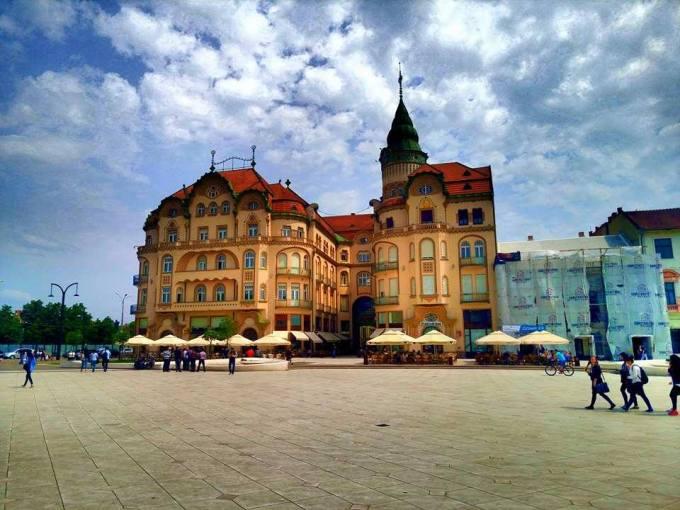 (Foto) Cel mai frumos centru istoric din România! Clujul, Brașovul și Bucreștiul trebuie să ia lecții de aici 3
