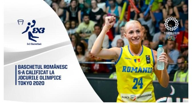 FELICITĂRI! România, performanţă uriaşă: Calificare la Jocurile Olimpice pentru Naționala de baschet feminin! 1