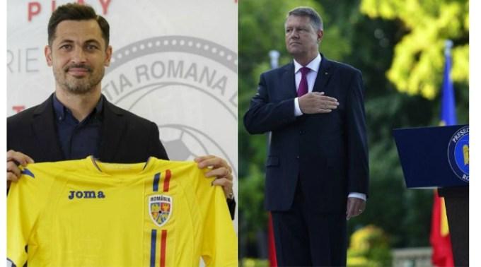 Klaus Iohannis, prima reacție după ce Mirel Rădoi a fost ales selecționerul României 1
