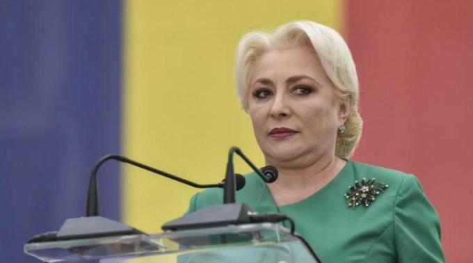 """Viorica Dăncilă anunță că PSD va contesta votul din diaspora, prin corespondență. Nu este un lucru normal, nu ştim cine va intra în turul doi, eu cred că trebuie dată ..."""" 1"""