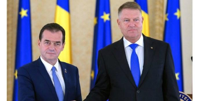 """Klaus Iohannis, prima reacție după ce Orban a fost demis: """"Eu îmi doresc alegeri anticipate! Dacă însă constat că partidele parlamentare nu doresc acest lucru voi insista ca în continuare să fie votat un guvern cu agendă reformatoare, în jurul PNL. PSD să stea în Opoziție, să se transforme în partid democratic.."""" 9"""