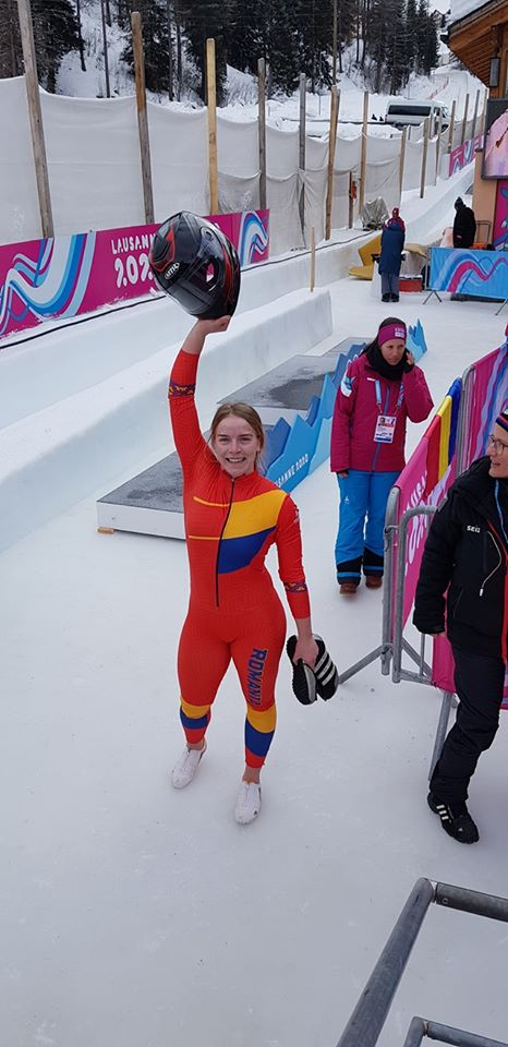 (Foto) FELICITĂRI! România are aur la Jocurile Olimpice de Tineret! Georgeta Popescu e campioană olimpică! 3