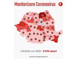 Surse. Cluj. 90 de bolnavi cu coronavirus. 539 la București, 665 la Suceava 3