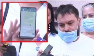 """Infectat. Fratele lui Florin Salam, mesaje tulburător din spital: """"Faceți ceva să mă scoată de aici că mă omoară ăștia"""" 57"""