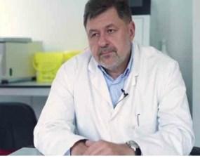 Alexandru Rafila: Nu trebuie speriaţi părinţii, să nu îşi mai trimită copiii la grădiniţă. Cinci la sută îmbolnăviri e un procent mare, nu am mai avut de mult. 18