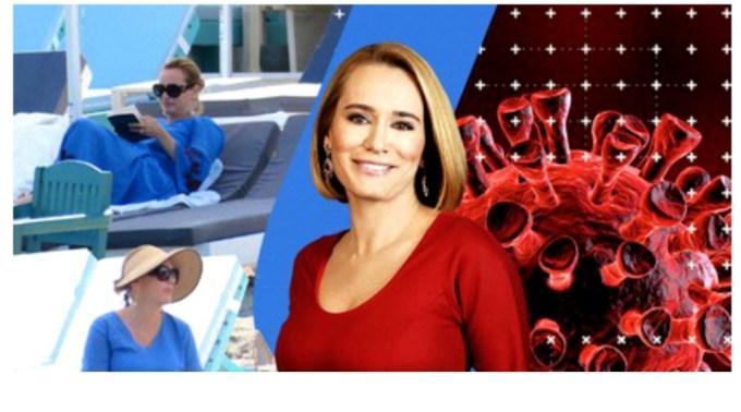 Apare mâine Andreea Esca la Știrile Pro Tv? Se zvonește că este infectată cu coronavirus 1