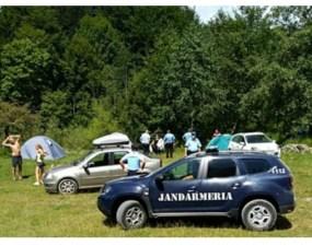 (Video) Bărbat infectat cu COVID-19 găsit la picnic de jandarmi, la 200 de kilometri de casă 3