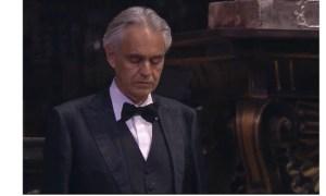 """Andrea Bocelli, infectat cu coronavirus. """"O tragedie, am fost toţi din familie contaminaţi, cu febră, chiar dacă nu a fost mare, cu tuse şi strănut"""" 27"""