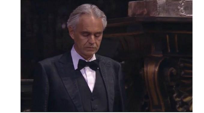"""Andrea Bocelli, infectat cu coronavirus. """"O tragedie, am fost toţi din familie contaminaţi, cu febră, chiar dacă nu a fost mare, cu tuse şi strănut"""" 1"""