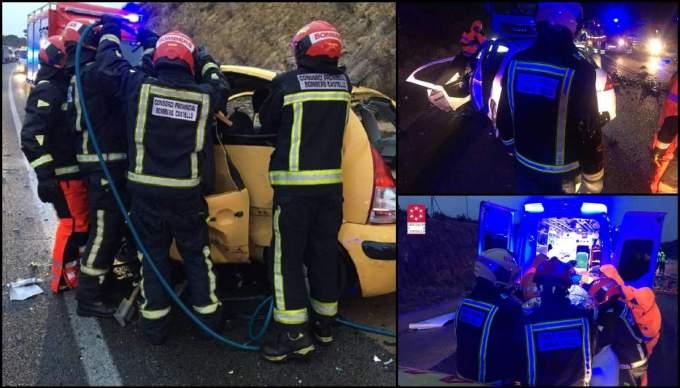 (Foto) 4 români din Spania morți, doi răniți, în accidente înfiorătoare, produse la câteva ore distanţă 4