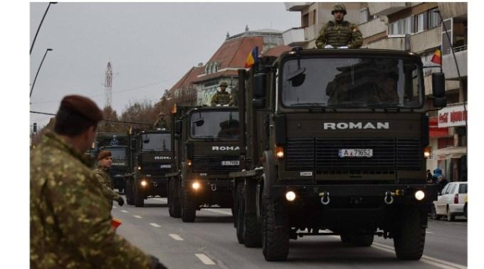 """Doru Oprea: """"De mâine scot boxele pe geam si când trece armata pe bulevard scot steagul si le pun cântecul """"Treceți batalioane romane Carpații""""! 1"""